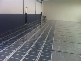 installation of heating film