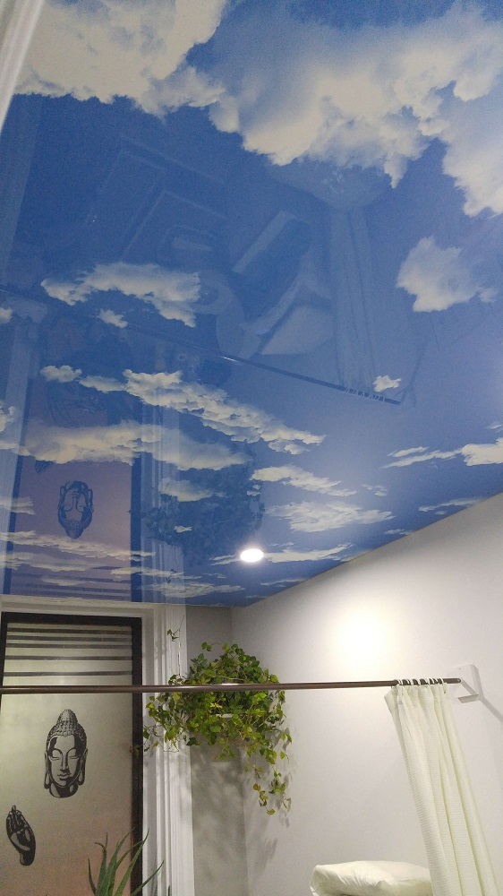 Commercial Stretch Ceiling Favorite Design