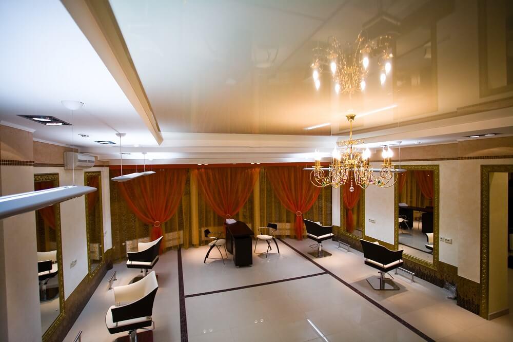 Commercial Plafond Tendu