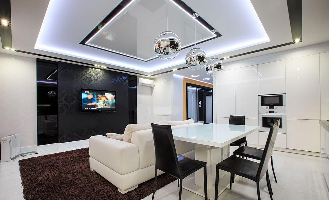 Dining Room Stretch Ceiling Favorite Design