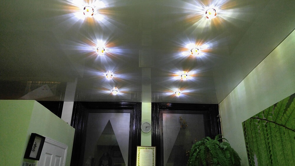 Commercial Plafond Tendu Favorite Design